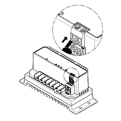 Remote Temperature Sensor Morningstar Rts Solar Charge Controller