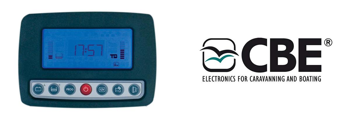 Completar Steuer PC220 CBE System Command System Eléctrico Camper