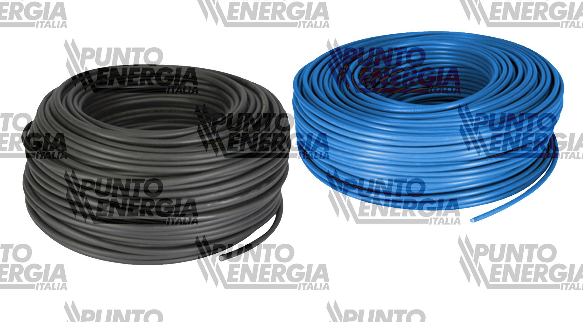 Cable electrique set 6mm 10mt rouge et 10mt noir - Section cable electrique ...